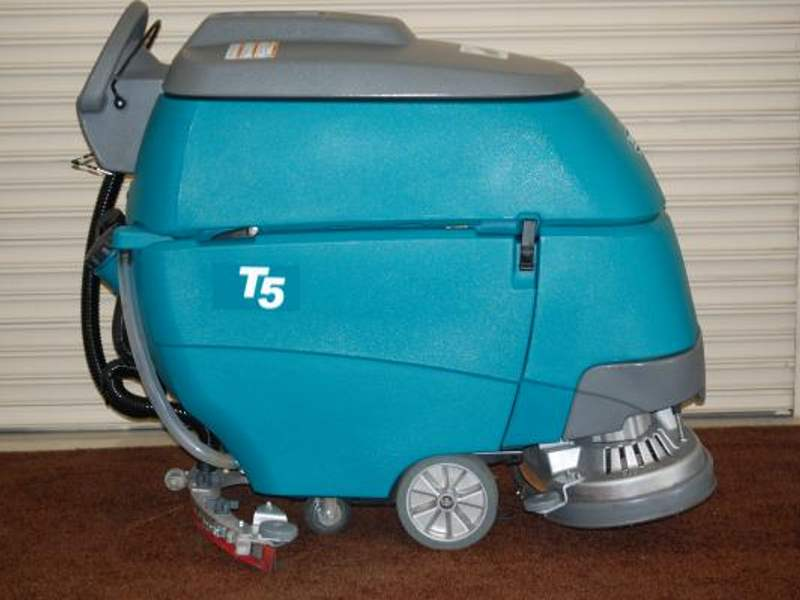 Tennant Floor Cleaning Machines - Reconditioned Tennant-T5-D