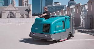 Why Tennant Floor Scrubbers & Sweepers